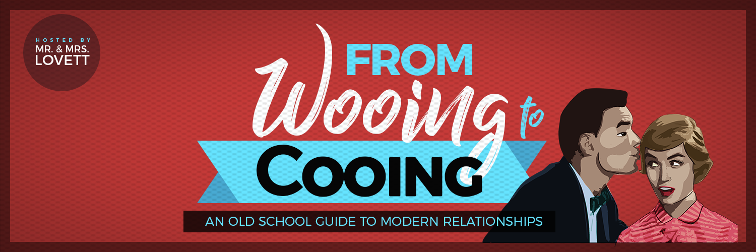 From Wooing to Cooing